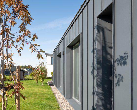 Gyvenamasis namas – 2014 Vilniuje – Architektai: R. Kazickas, A. Daujotas